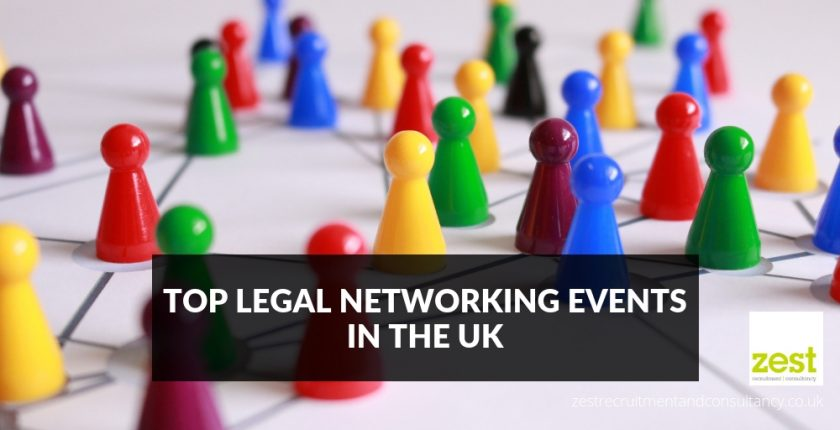 people networking in law